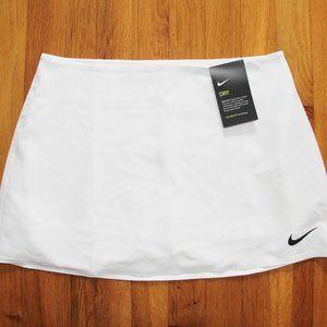 NEW Nike Team Power Spin Tennis Shirt Women's M